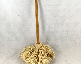 Old Fashioned Broom Etsy