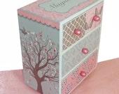 Girls Jewelry Box Personalized Mystical Enchantment