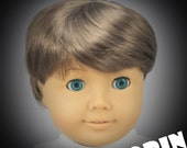 18 Inch American Girl BOY Doll, Boyfriend or Brother for American Girl, Magic Attic, and Battat