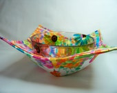 Microwave Bowl Cozy - Watercolor Floral - Bowl Pot Holder - Reversible -  Ready to Ship