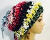 Bohemian Thinking Hat