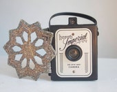Vintage Camera, Working Herco Imperial 620 Snap Shot, Adorable Collectable, Unusual Gift For Her