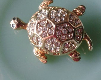 """Shop """"turtle jewelry"""" in Brooches"""