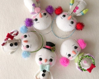 Snowbies pdf Pattern