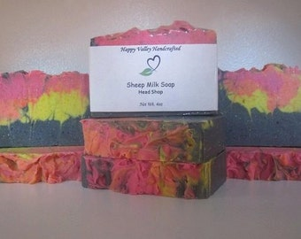 Head Shop Sheep Milk Soap