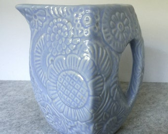 NILOAK Blue Pitcher