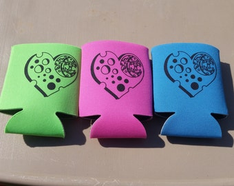 String Cheese Incident Heart Coozies (3 colors available)