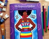 The Empowered Goddess Coloring Book