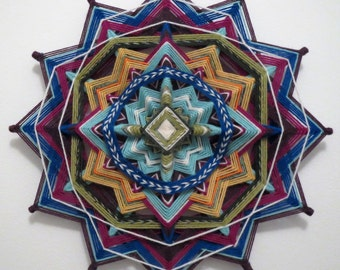 ojo de dios instructions pdf