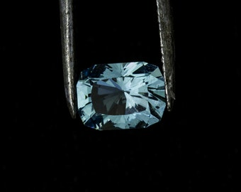 Aquamarine 2.72 carat Excellent color clarity and brightness AAA grade