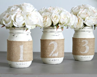 Wedding Table Numbers, Rustic Wedding Decor,Barn Wedding Centerpieces, Rustic Table Decoration,Engagement Party Table Numbers,Bridal Shower