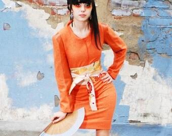 Daidai-iro Dress