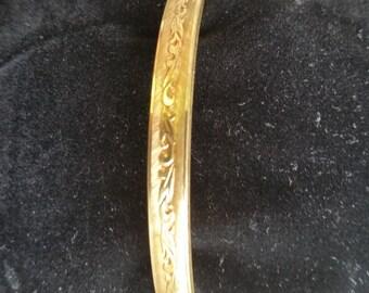 Vintage 1960's  14 kt. Gold  BRACELET