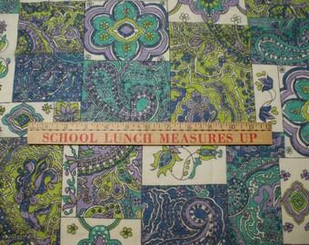 Lightweight Vintage Fabric