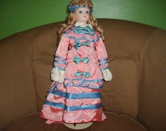 Vintage Bisque Parisienne Doll