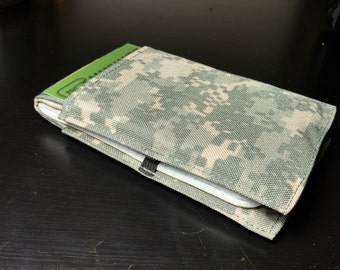"Patrolman, Field Notebook Cover (Digital Camo) - Size 6"" X 3 5/8"""