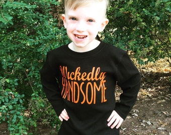 Wickedly Handsome Shirt