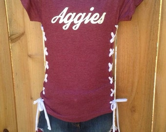 Girls Aggie Outfit