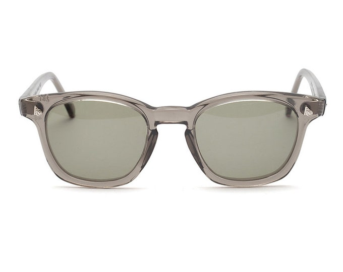 Vintage Deadstock American Optical Safety Glasses - Grey