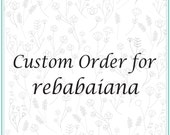 Custom order for rebabaiana