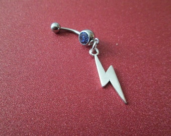 Lightning Bolt Ring Etsy Uk