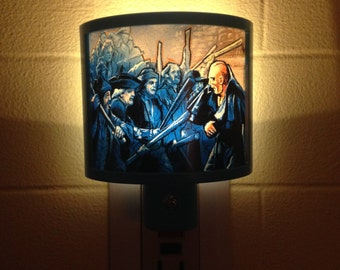 Frankenstein Pinball Night Light