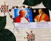 Pope Saint John Paul II Unbreakable Catholic Novena Chaplet