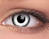 Novelty costume lenses (non-prescription)