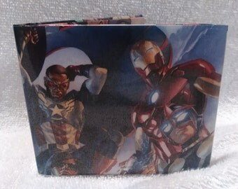 Comic Book Wallet - All-New All Different Avengers