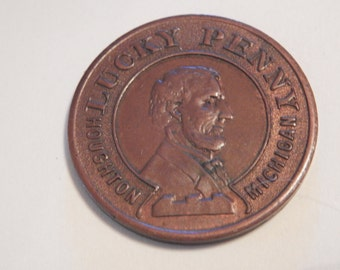 Old Lucky Penny Houghton Michigan
