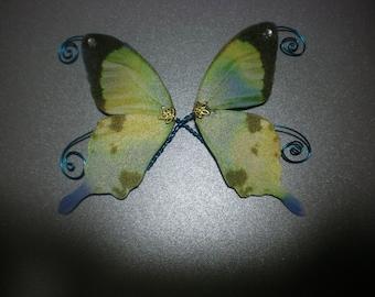 OOAK Fairy art doll wings