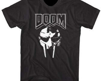 MF DOOM Mens T-Shirt or Tank Top- Free Shipping!