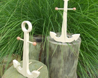 Wooden Anchor Pattern