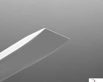 Metal Stamping Chasing Repousse   RCS 1479-SH12 Stick Line Sharp E3