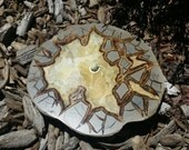 Septarian Nodule Forever Rock Oil Candle
