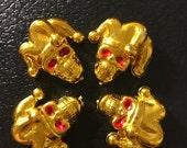 Custom Skull Charms