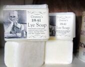 1841 Lye Soap