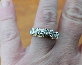 Antique Eternity Ring