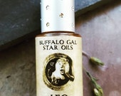 LEO Zodiac Star Oil // Astrology Aromatherapy for the Fire Sign Leo  - The Lion// Essential Oil Perfume