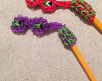 Rubber band loom project