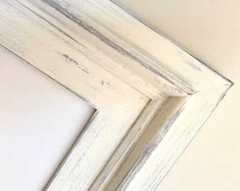 Gift for Him Home Office DRY ERASE BOARD Magnet Board White Weathered Wood Framed Dry Erase Modern Kitchen Wall Organizer Office Desk Large