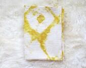 Tie Dye Wrap/Blanket/Swaddle //Organic Cotton Muslin