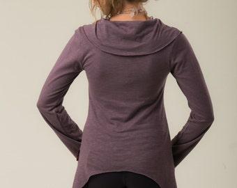 Fairy winter top - long sleeve pixie shirt