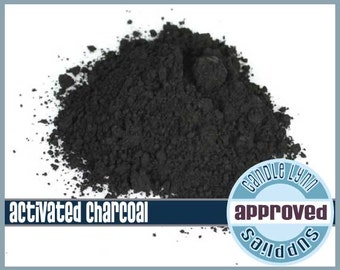 Activated Charcoal Powder - 16 oz
