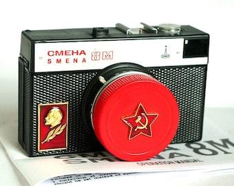 LOMO Compact SMENA-8M Camera in box -=LENIN=-