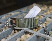 Bracelet by FortuneKeeper -Exit Uptown- Adjustable Bracelet Holds All That Inspires You