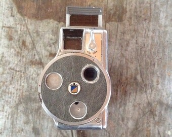 Vintage Keystone K-48 Bel Air Magazine Camera