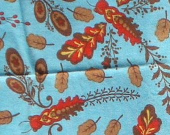 Tula Pink Flutterby dragonfly aqua moda fabric FQ or more