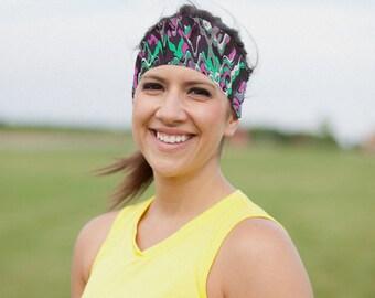 Performance Headband |Workout Headband | Fitness Headband | Yoga Headband | Funky Headband |