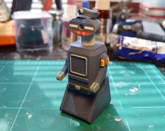 "R.O.T.O.R. Police Robot ""Willard"""